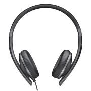 Sennheiser on-ear hoofdtelefoon HD 2.30i zwart