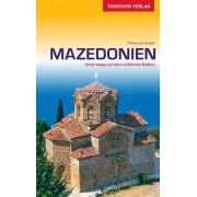 Reisgids Mazedonien – Macedonië   Trescher Verlag