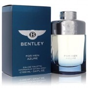 Bentley Azure For Men By Bentley Eau De Toilette Spray 3.4 Oz