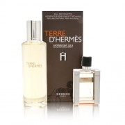 Hermes TERRE Мъжки Комплект - EdT 125 ml splash + EdT 30 ml spray