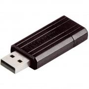 USB-ključ 64 GB Verbatim Pin Stripe crni 49065 USB 2.0