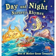 Day and Night Nursery Rhymes: Best of Mother Goose Treasures, Hardcover/Svitlana Gorpinchenko