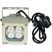 Accesoriu supraveghere PXW Proiector Infrarosu: 4 leduri x 3W S4D-60 (PXW)