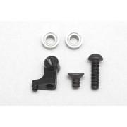 Yokomo BD-FBTSB Front belt tensioner Black alloy