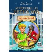 Aventurile lui Peter Pan. Mari clasici ilustrati. Supercolectia ta/J.M. Barrie