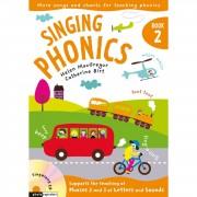 A&C Black Singing Phonics 2 Book, CD