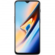 OnePlus 6T Dual Sim (8GB, 128GB) 4G LTE - Midnight Black