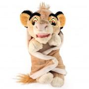 Disney Lion King Simba baby knuffel met doek