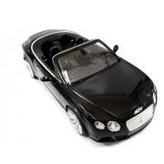 TeamRC® 1:12 Bentley Continental GT Speed Convertible (Black)