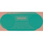 Sony ZS-RS60BT FM CD-radio AUX, Bluetooth, CD, FM, USB Opnamefunctie Zwart