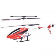 Elicopter cu radiocomanda Sky King, 80 m, 3 canale