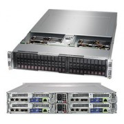 Supermicro Server system SYS-2029BT-HTR - complete system only