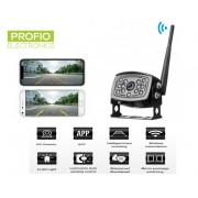 Wifi parkovací kamera IP68 krytí ovládání app (iOS, Android)