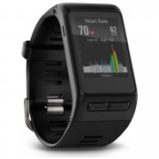 Garmin Vivoactive HR GPS Smart Watch - Regular - Black