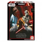 Educa Star Wars VII: Az ébredő Erő puzzle, 1000 darabos