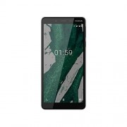 Nokia 1 Plus Dual SIM - Duits product (13,84 cm (5,45 inch) FWVGA + IPS display, 8 MP hoofdcamera, 5 MP frontcamera, 8 GB ROM, 1 GB RAM, Android 9 Pie), zwart