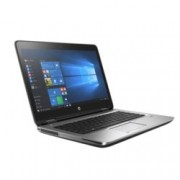 "Лаптоп HP ProBook 640 G3 (X4J21AV_23711895), двуядрен Intel Core i5-7200U 2.5/3.1 GHz, 14.0"" (35.56 cm) Full HD Anti-Glare Display, (DisplayPort), 8GB DDR4, 256GB SSD, 1x USB Type-C, Windows 10, 1.95kg"
