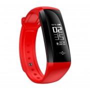 Reloj Smartwatch, Shuua M2S Deportivo Smartband Reloj Inteligente - Rojo