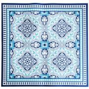 Esschert Design Градинска подложка за барбекю, 100x100 см, FF291