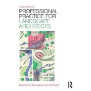 Professional Practice for Landscape Architects by Rachel Tennant & ...