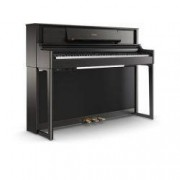 Roland LX705-CH Piano digital negro carbon