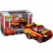 Funko Pop Lightning Mcqueen Target Sticker Exclusivo Cars
