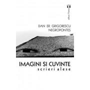 Imagini si cuvinte - scrieri alese/Dan Er. Grigorescu Negropontes