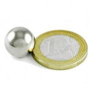 Magnet neodim sfera, diametru 13 mm, putere 2,9 kg