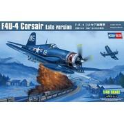 Hobby Boss F4U-4 Corsair Late Version Airplane Model Building Kit