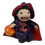 """Disney's Lilo & Stitch 2005 Happy Halloween Lilo Witch Bean Plush 9"""""""