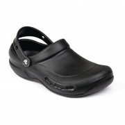 Crocs Black Bistro Clogs 45.5 Size: 45.5