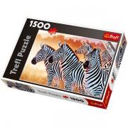 Trefl Puzzle Slagalica Zebras 1500 kom (26129)