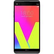 "Telefon Mobil LG V20, Procesor Quad-Core 2.15GHz / 1.6GHz, IPS LCD Capacitive touchscreen 5.7"", 4GB RAM, 64GB Flash, 16MP Dual, Wi-Fi, 4G, Dual Sim, Android (Negru) + Cartela SIM Orange PrePay, 6 euro credit, 4 GB internet 4G, 2,000 minute nationale si in"