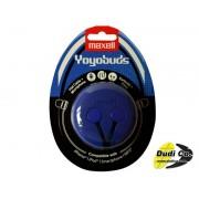"Maxell slušalice ""yoyobuds"" blue/black"