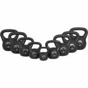 Gorilla Sports Kettlebell Cement - 18kg