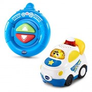 VTech Go! Go! Smart Wheels - Speedway RC SmartPoint Racer - Police Car