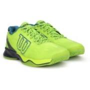 Wilson Kaos Tennis Shoe For Men(Green)