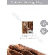 Cosido Cabello Liso Extra Largo 90 gr. Sens Cabello Cosido Liso Extra Largo 7/9 90gr.