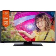 Televizor LED Horizon 20HL719H, HD Ready, USB, HDMI, 20 inch, DVB-T/C, negru