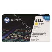 Тонер HP 648A за CP4025/CP4525, Yellow (11K), p/n CE262A - Оригинален HP консуматив - тонер касета