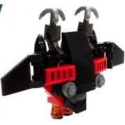 DC Comics LEGO DC Comics Super Heroes LOOSE Vehicle Night-Wing Jet Pack