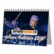 PPV Medien DrumHeads!! Groovekalend. 2018