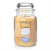Yankee Candle Sunset Breeze Large Jar Retail Box