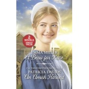 A Beau for Katie and an Amish Harvest