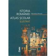 Istoria Romaniei. Atlas scolar ilustrat - Editie 2014/Minodora Perovici