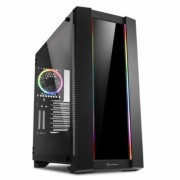 Sharkoon ELITE SHARK CA200G Midi Tower Black - Boitier PC