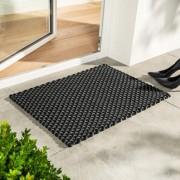pad home design 72 x 52 cm - Schwarz/Grau