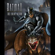 Batman The Enemy Within PC Game Offline Only