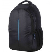 Voila Expandable Laptop Backpack for HP(Black) - 15.6 inch