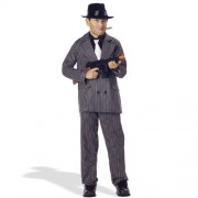 Gangster Mob Boss Child Costume by California Costumes